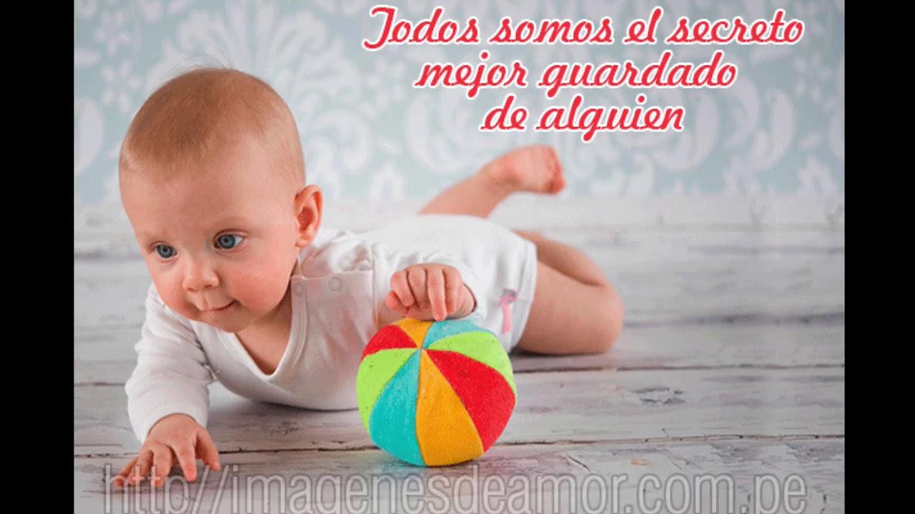 Imagenes De Bebes Tiernos Y Bonitos Con Lindas Frases De Amor Youtube
