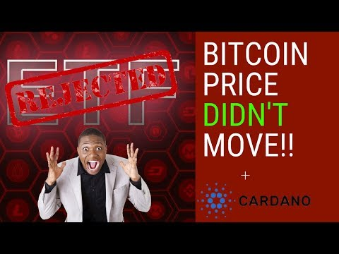 BITCOIN PRICE DIDN'T MOVE! 9 ETFs Rejected By The SEC - Today's Crypto News