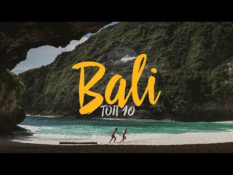 Исследуя Бали: ТОП 10 Мест. Сказочная Природа и Уникальная Культура Острова