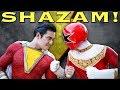 May The Power Flow Through You - feat. SHAZAM [FAN FILM] Power Rangers   DC