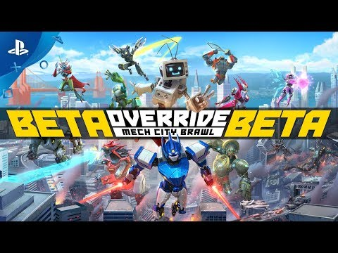 OVERRIDE – Closed Beta Trailer | PS4
