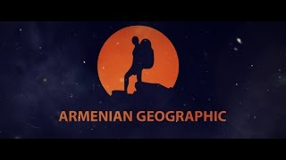Armenian Geographic Project / Graphic editing by Sirak Ohanyan
