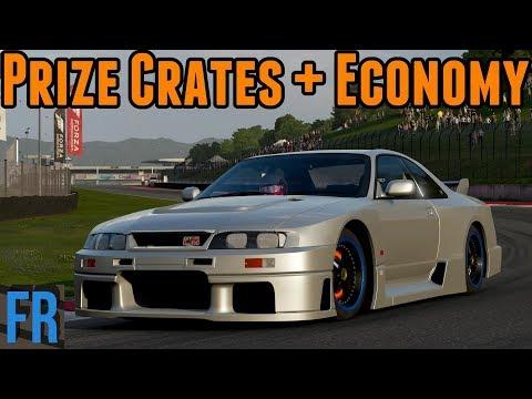 Lets Talk - Forza Motorsport 7 Prize Crates + Economy