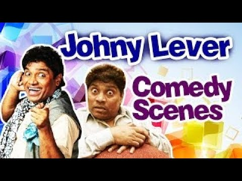 Johnny Lever All Best Comedy Scenes | Bollywood Superhit Comedy Movies