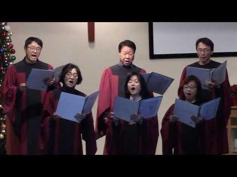 주의 영광 가득찼네 191208 Choir