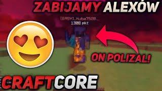 CraftCore.PL | +10 KiLL's | TOP 1 BĘDZIE MOJE! | + txt pvp