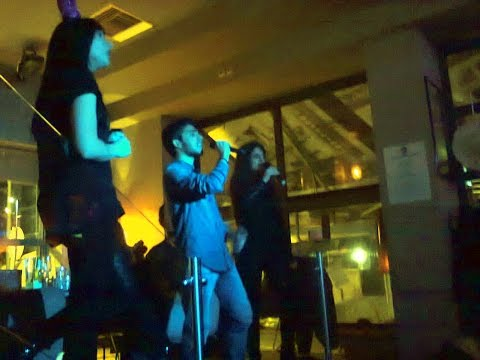 Vasilis Katsaris Still Loving you Karaoke Live@ REGAL