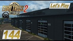 ETS2 #144 Neue Garage und gleich 5 neue LKWs #Euro Truck Simulator 2 #deutsch #HD #LKW fahren