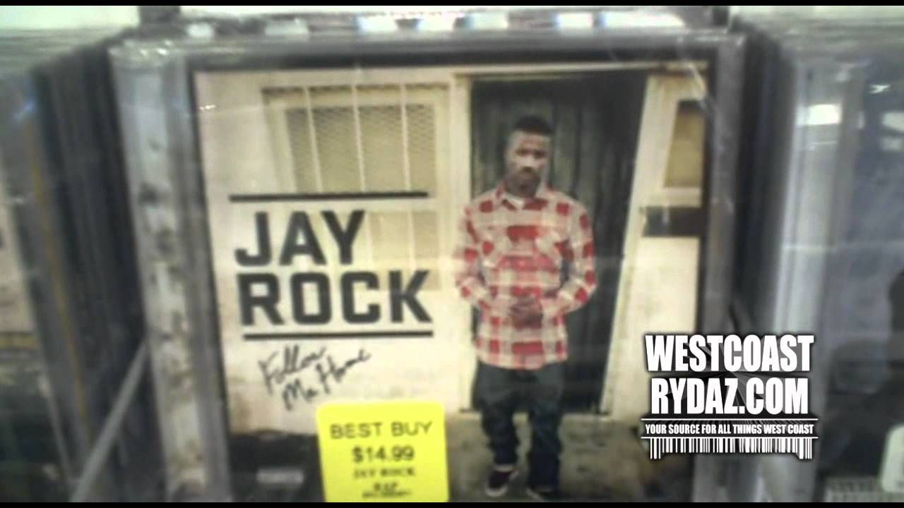 westcoastrydaz buys jay rock follow me home album youtube. Black Bedroom Furniture Sets. Home Design Ideas