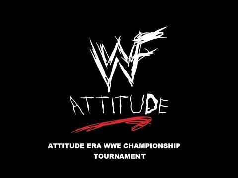 WWE 2K16 Universe - WWE Attitude Roster Episode 1 - WWE Championship Tournament