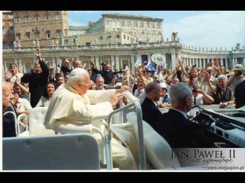 Papież - Pielgrzym - Santo Subito - Cantobiografia JP2
