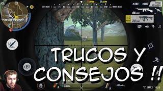 RULES OF SURVIVAL TRUCOS Y CONSEJOS !! RULES OF SURVIVAL GAMEPLAY EN ESPAÑOL