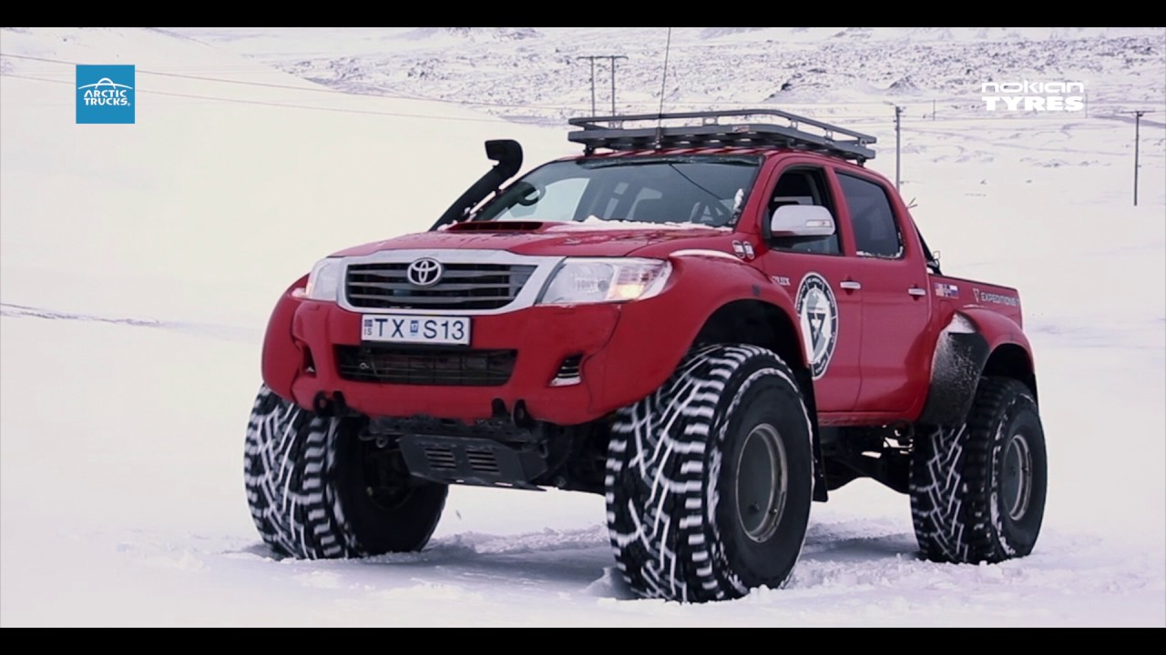 Nokian Tyres Presents Nokian Hakkapelitta 44 Tailored For Arctic