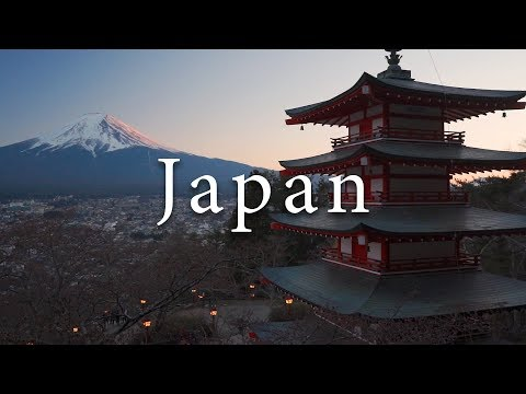 Japan EPIC Travel Video | Sony A7III & Zeiss Batis Cinematic Showcase 4K