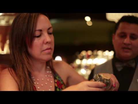 Pisco sour. En el Bar Inglés del Country Club de Lima