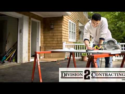 Landscape Contractors Mississauga Division 2 Contracting Ltd