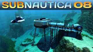 Subnautica #008 | Moonpool & Modifizierungsstation | Gameplay German Deutsch thumbnail