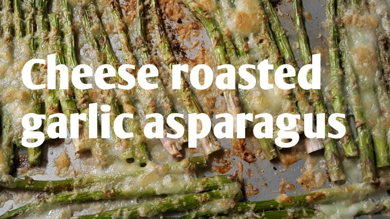 Download #iamacreator/Let's cook....cheese roasted garlic asparagus/2018