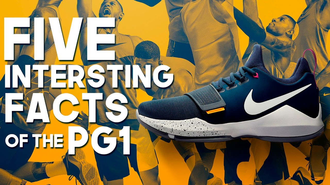 Five Interesting Facts of the Nike PG 1 - YouTube d2afa892f