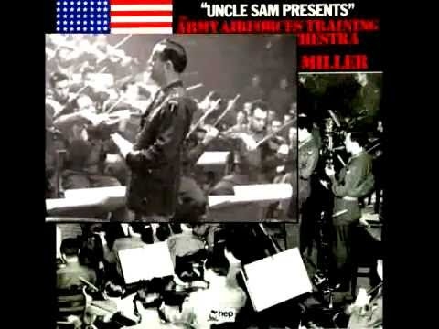 GLENN MILLER & THE ARMY AIR FORCE BAND -- Broadcast from February 12, 1944 -- (LP transfer)