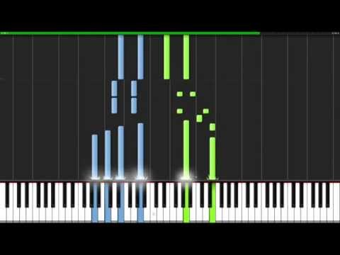 Legendary Hero - The Legend of Zelda: The Wind Waker [Piano Tutorial] (Synthesia)