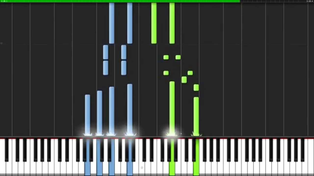 colors of the wind piano tutorial
