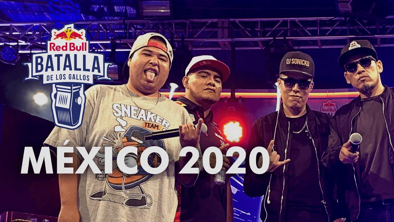 INSCRIPCIONES MÉXICO 2020 | Red Bull Batalla de los Gallos