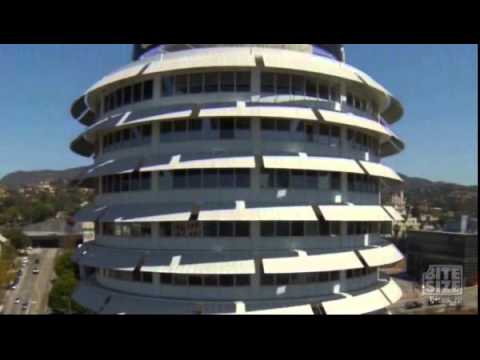 The Capitol Records Building, Hollywood