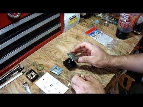 evaporative cooler motor wiring diagram evaporative cooler switch fix repair youtube  evaporative cooler switch fix repair