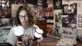 MONSTA X VERSION 2 LIGHTSTICK UNBOXING & REVIEW