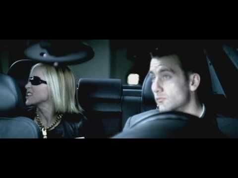 BMW Commercial  Clive Owen, Madonna