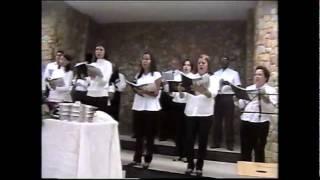 """Cantata Vivo Está  -  """"Seu Grande Amor"""""""