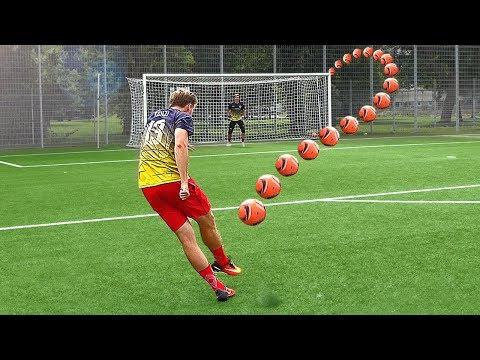 Cristiano Ronaldo Knuckleball Free Kick Tutorial (2017)