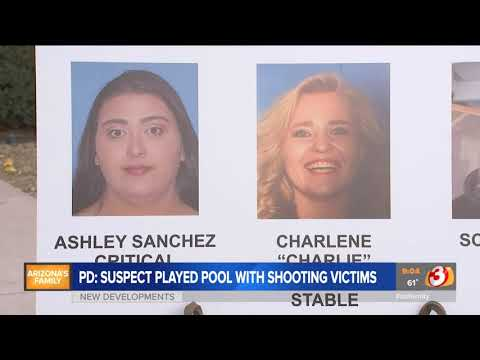 VIDEO: Police searching for motive in deadly bar shooting in