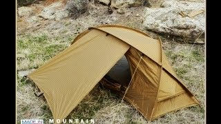 The Mountain Hardwear Hunker 1- First Look - The Outdoor Gear Review