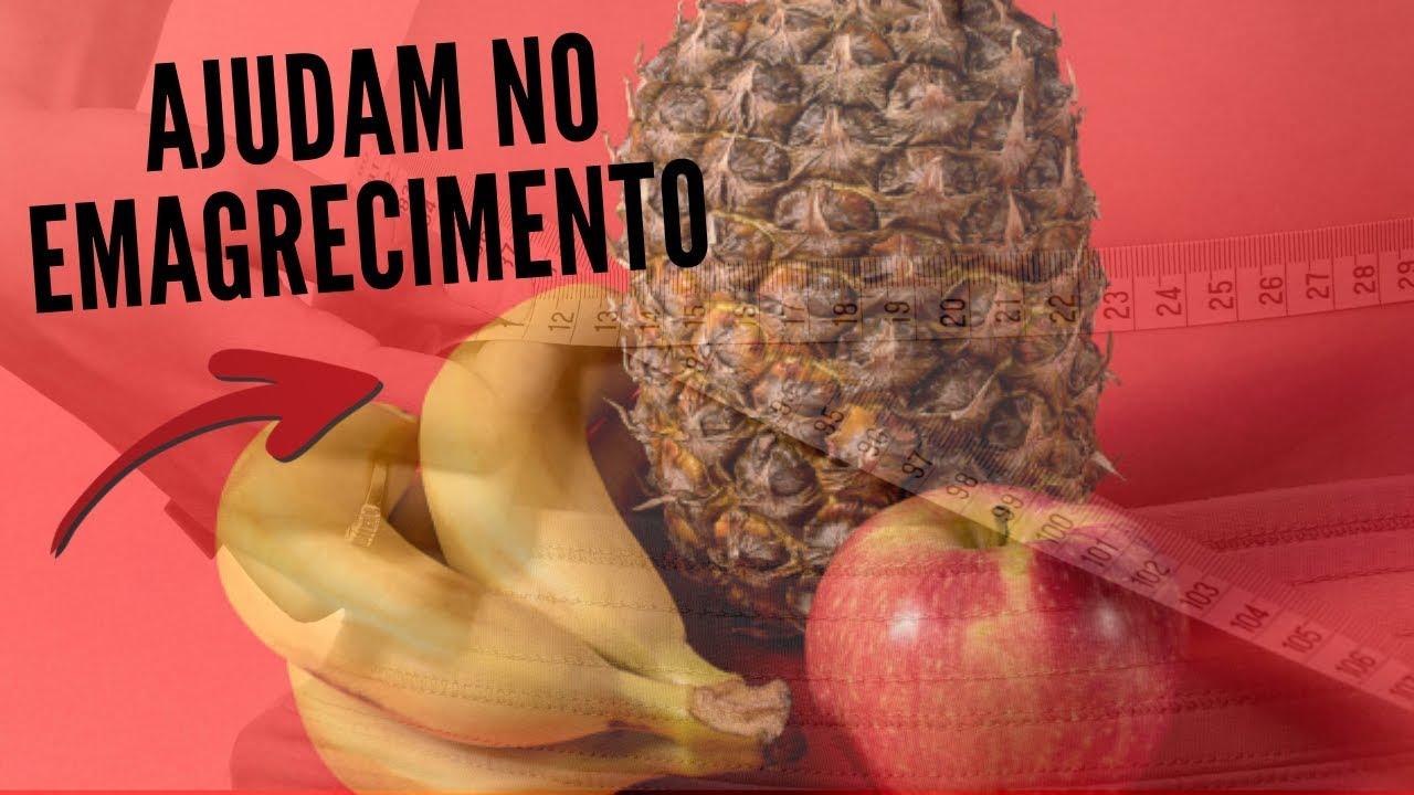 4 Frutas Que Ajudam no Emagrecimento – Elimine Gordura Com as Frutas