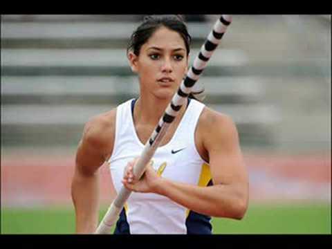 athletes female pole Hottest vaulters