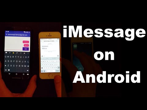 There's finally a way to get iMessage support on your Android phone