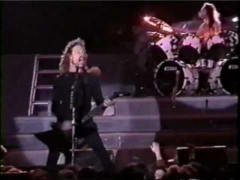 Metallica - Live in Chile - 4/05/93 (Full Concert)