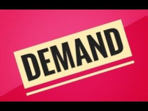 Demand Part - I