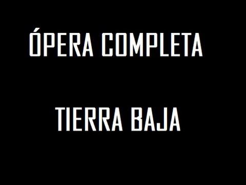 ÓPERA --- TIEFLAND --- EUGEN D'ALBERT ---L'Ópera Vlog---