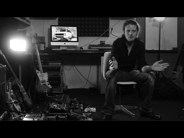 BOSS Guitar Sound Shaping (workshop) - Ontdek compleet nieuwe gitaarklanken met Tom Barbier