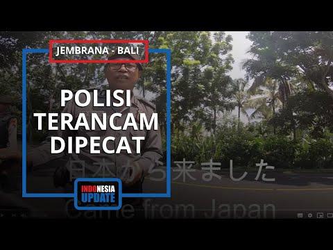 Viral Video Polisi Yang Minta Rp1 Juta Saat Tilang Turis Jepang, Terancam Dipecat