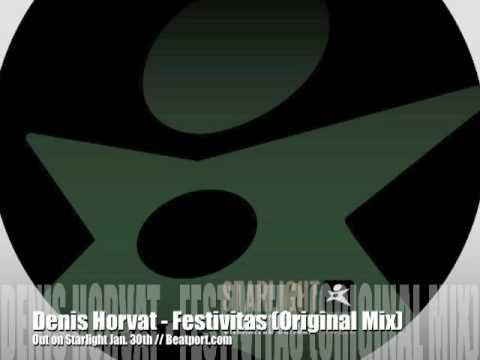 Denis Horvat - Festivitas (Original Mix)