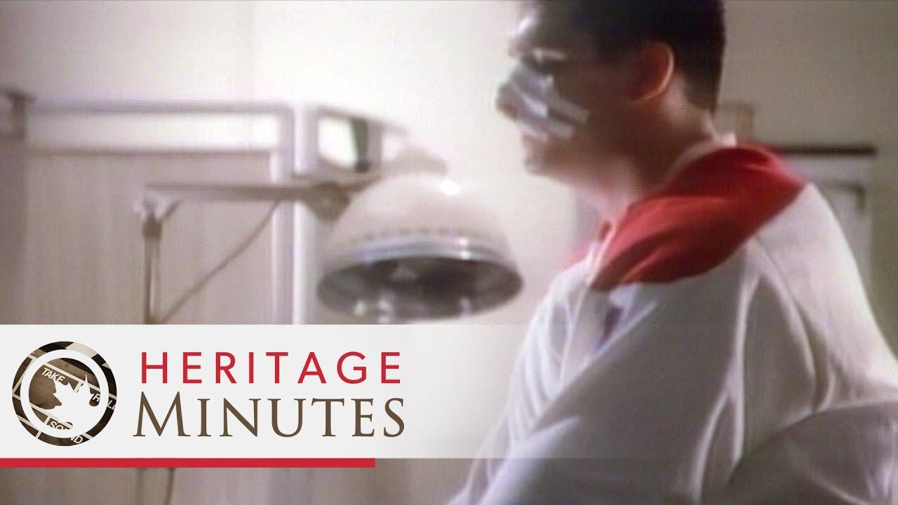 Heritage Minutes: Jacques Plante