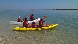 Girasole camping village direttamente sul mare