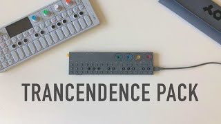 OP-Z Pack 01: Trancendence Demo