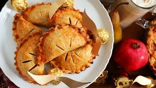 3 Harry Potter Inspired Recipes Pumpkin Pasties Butterbeer Treacle Tart Youtube