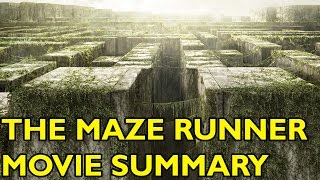 Movie Spoiler Alerts - The Maze Runner (2014) Video Summary