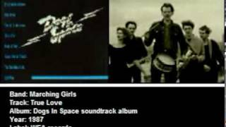 Download Marching Girls - True Love (1987) MP3 song and Music Video
